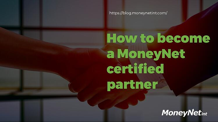MoneyNet certified partner