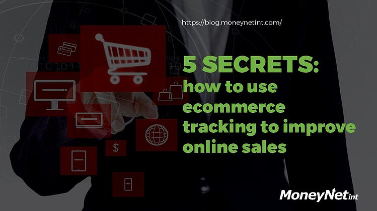 ecommerce tracking header