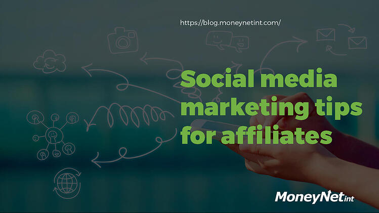 social media marketing tips for affilate header