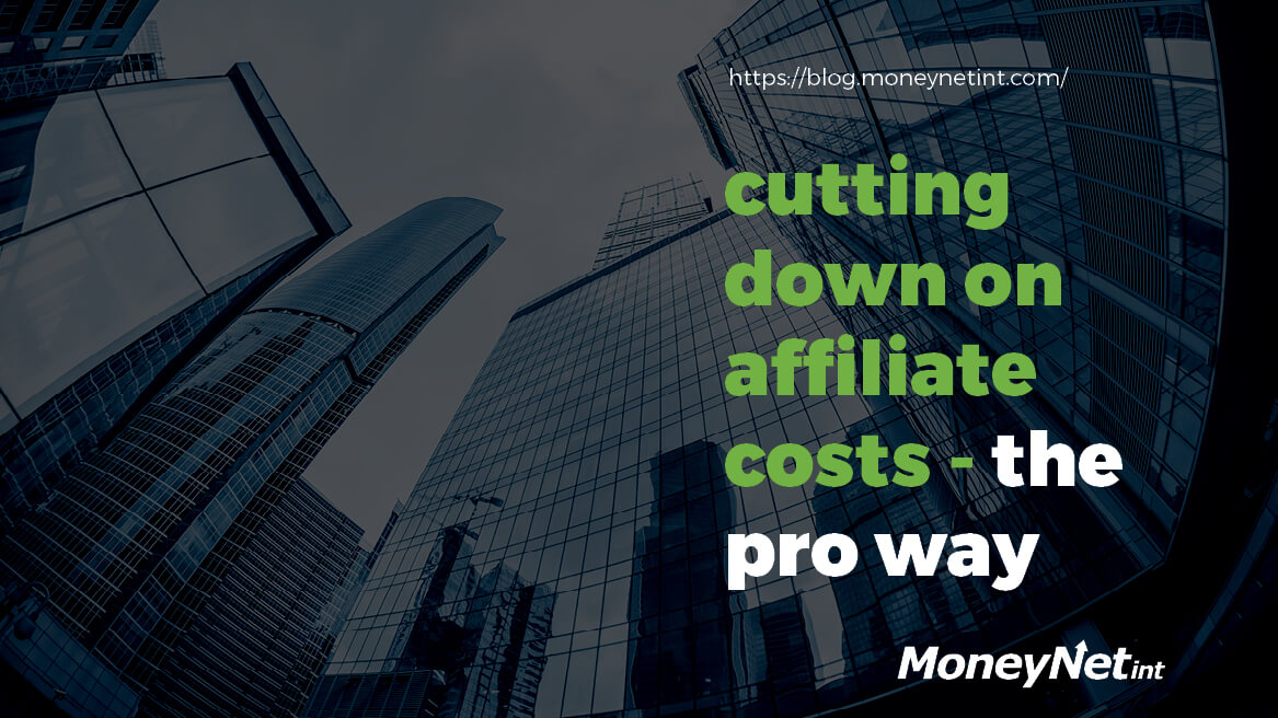 Cutting down on affiliate costs header