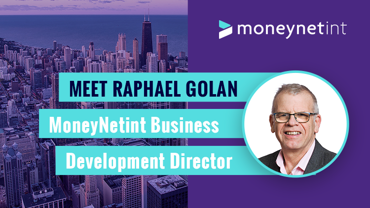 Raphael Golan, Business Development Director at MoneyNetint