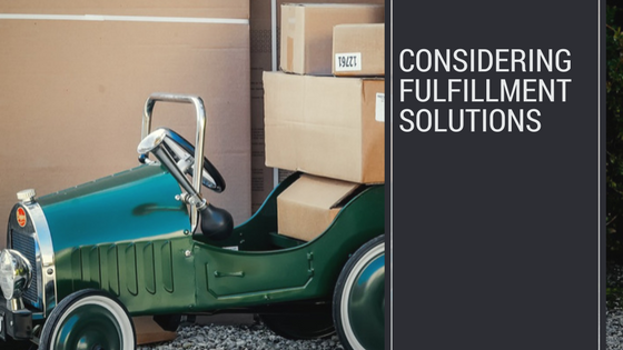 Cutting Costs Using Ecommerce Fulfillment Solutions